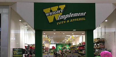 Greenwood-Mall   Wright Implement