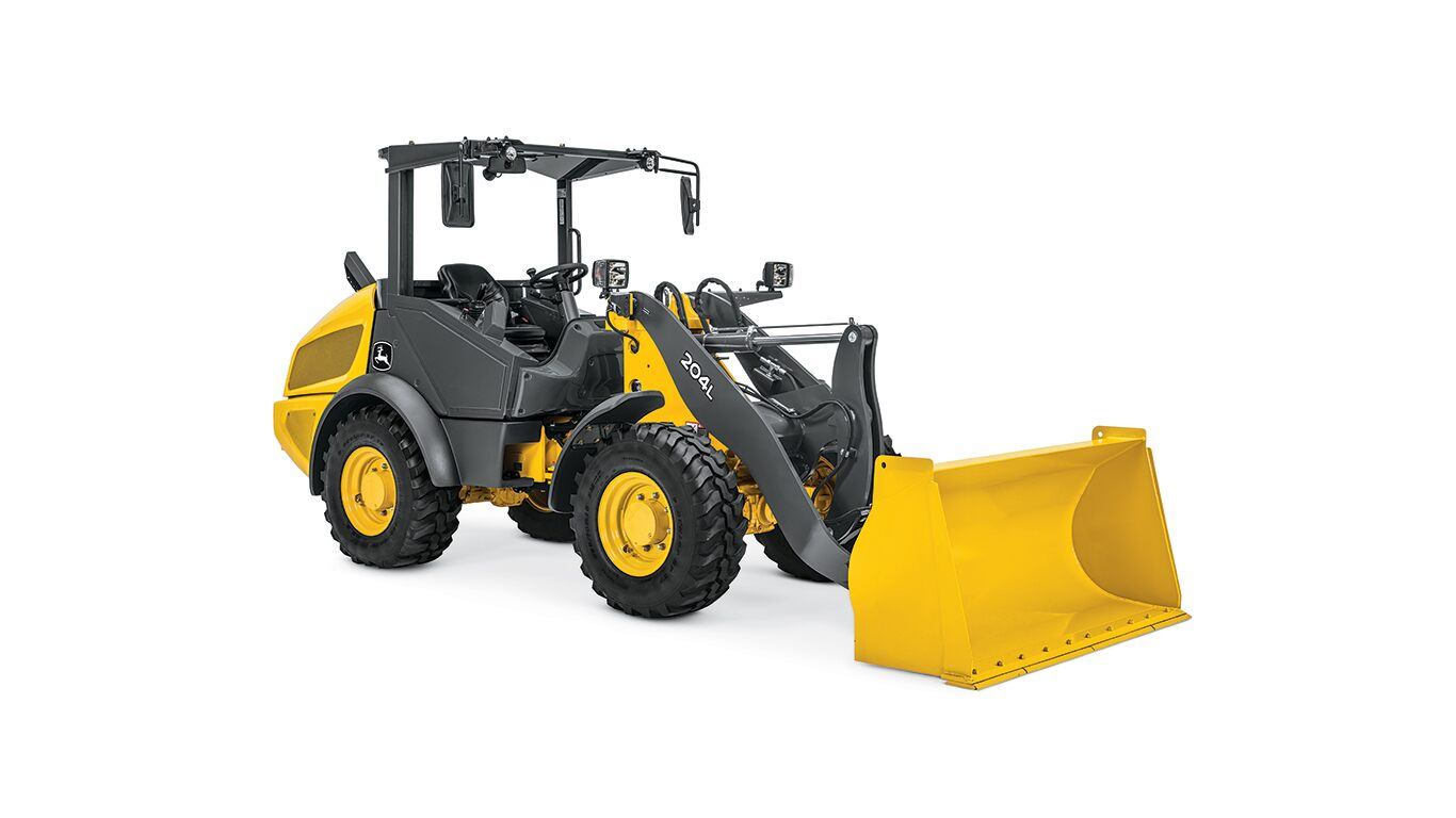 Wheel-Loaders image
