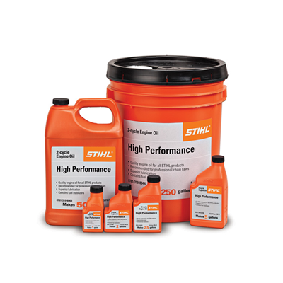 Find Stihl Oil and Fuel Products At Wright Implement